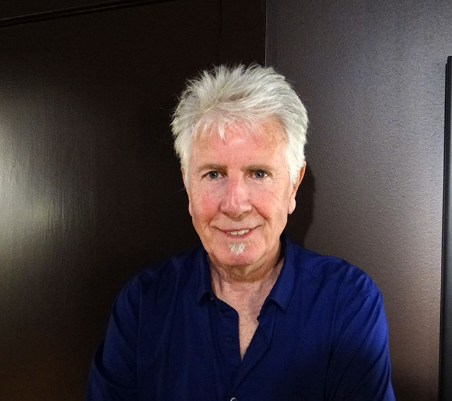 Graham Nash art
