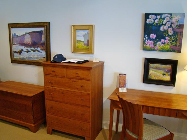 Thos Moser Cabinetmakers Mission Cultural Center For Latino Arts Giant Robot San Francisco