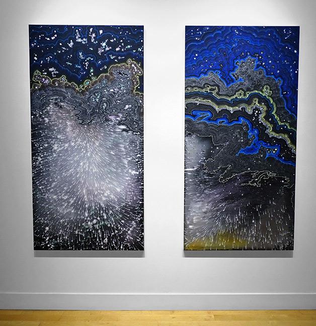 Barbara Takenaga artist art