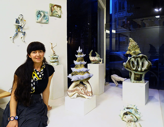 Natasha Dikareva artist art