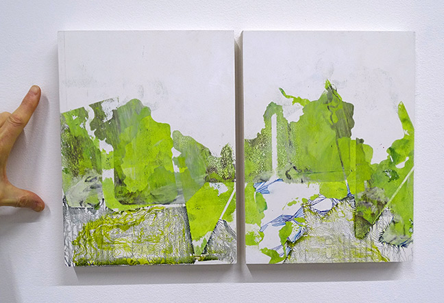 Amanda Hughen and Jennifer Starkweather artist art
