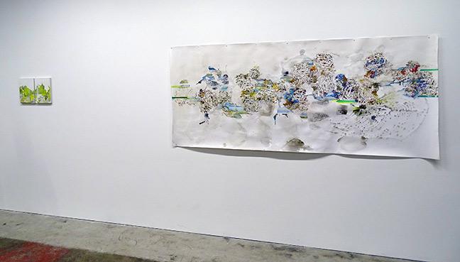 Amanda Hughen and Jennifer Starkweather art