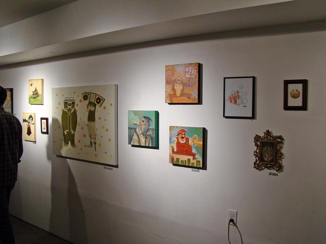Sagan Piechota Architecture, Cartoon Art Museum, Lowerdeck