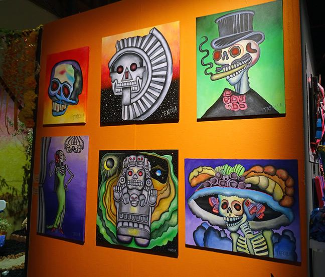 El Chicano-Tafolla artist art