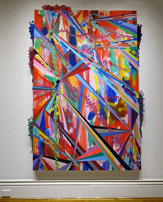 Sarah Cain art