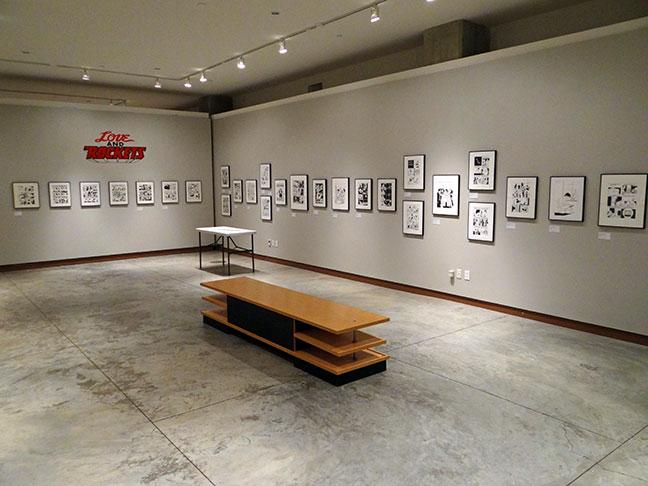 Hosfelt, 871 Fine Arts, Cartoon Art Museum, Art People