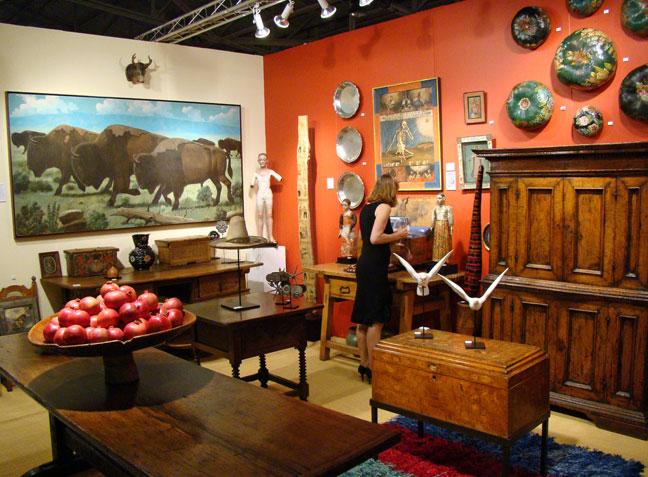 San Francisco Fall Antiques Show San Francisco