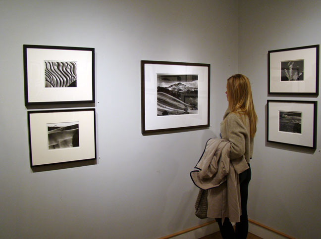 Brett Weston artist art