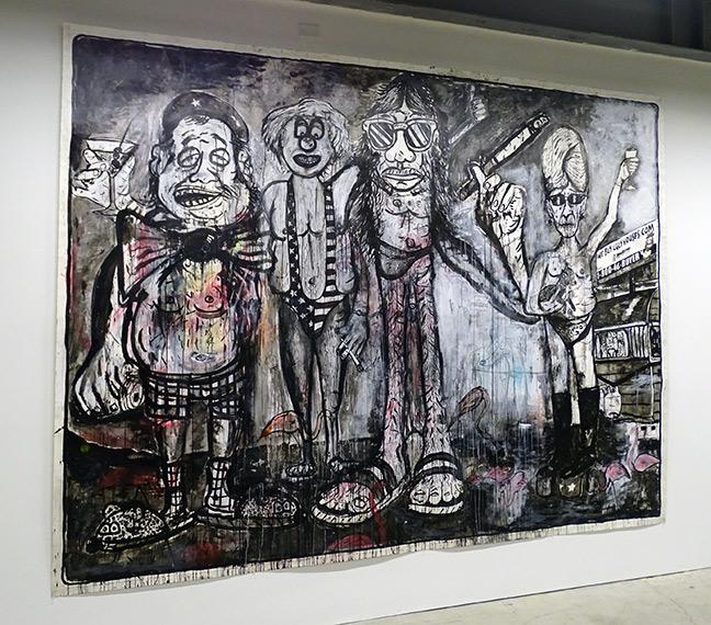 Juan Carlos Quintana artist art