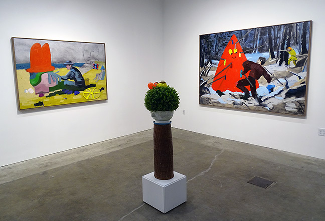 Marc Horowitz artist art