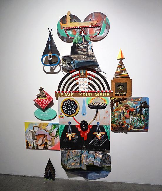Nathaniel Parsons artist art