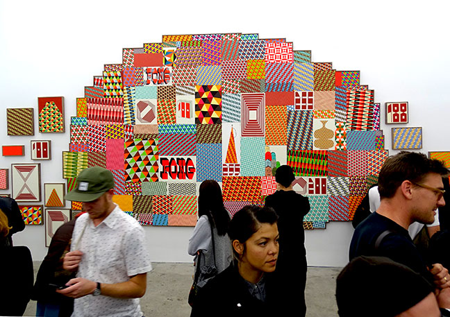 Barry McGee art