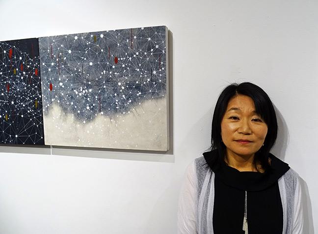 Seiko Tachibana artist art
