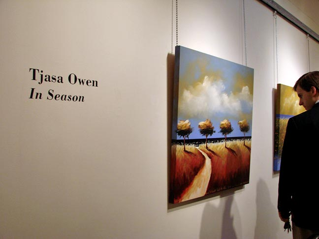 Tjasa Owen art