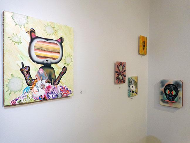 Fourth Wall Art Gallery Lewiston : Chandra cerrito mercury fourth wall oak stop