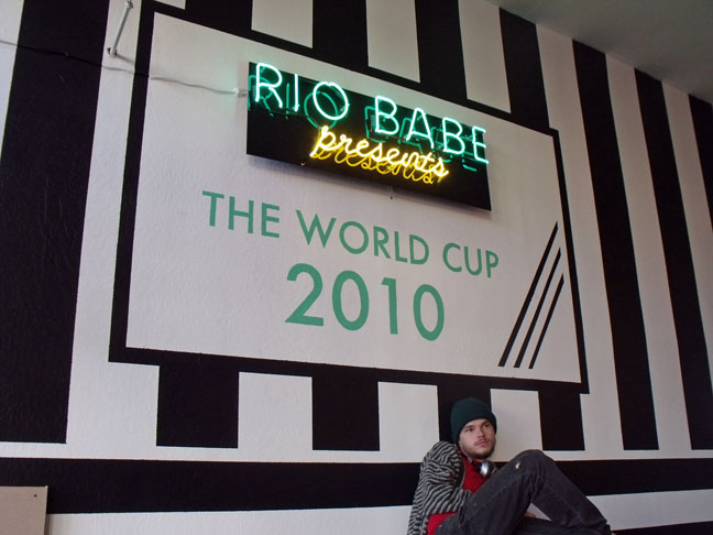 Rio Babe International artist art