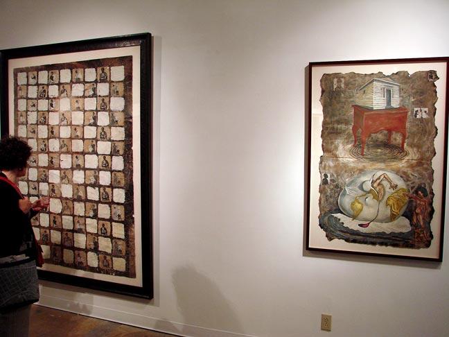 San Francisco Art Galleries - First Thursday Art Openings: August 2, 2007