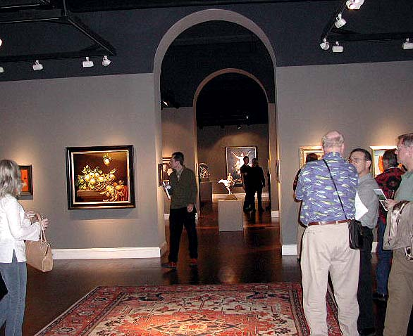 san francisco art openings john pence gallery